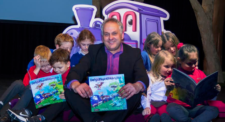 Book launches support for local community