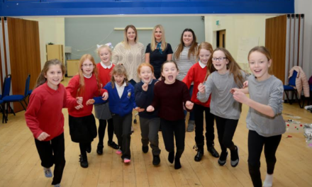 Pelton Fell Kids' Project to carry on thanks to Newcastle Building Society Funding