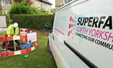 Contract awarded for superfast broadband phase three