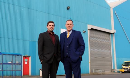 Stockton logistics firm expands its premises following grant win