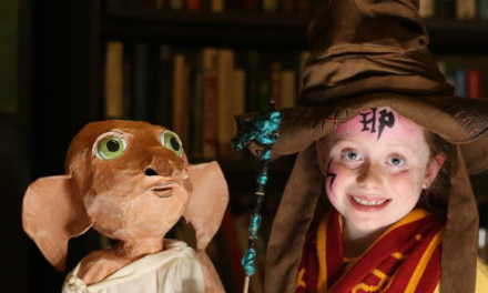 Harry Potter Book Night is Returning to Stockton Central Library