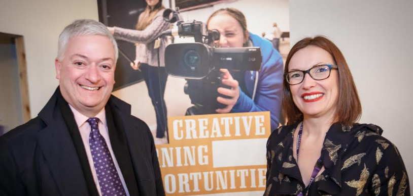Young Shooting Stars premiere their films at glittering showcase event at Tyneside Cinema