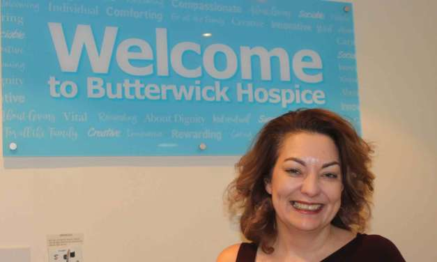 Former Traidcraft manager joins  Butterwick Hospice in senior role