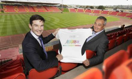 MUCKLE LLP's SPORTS TEAM CELEBRATE SPORT ENGLAND APPOINTMENT