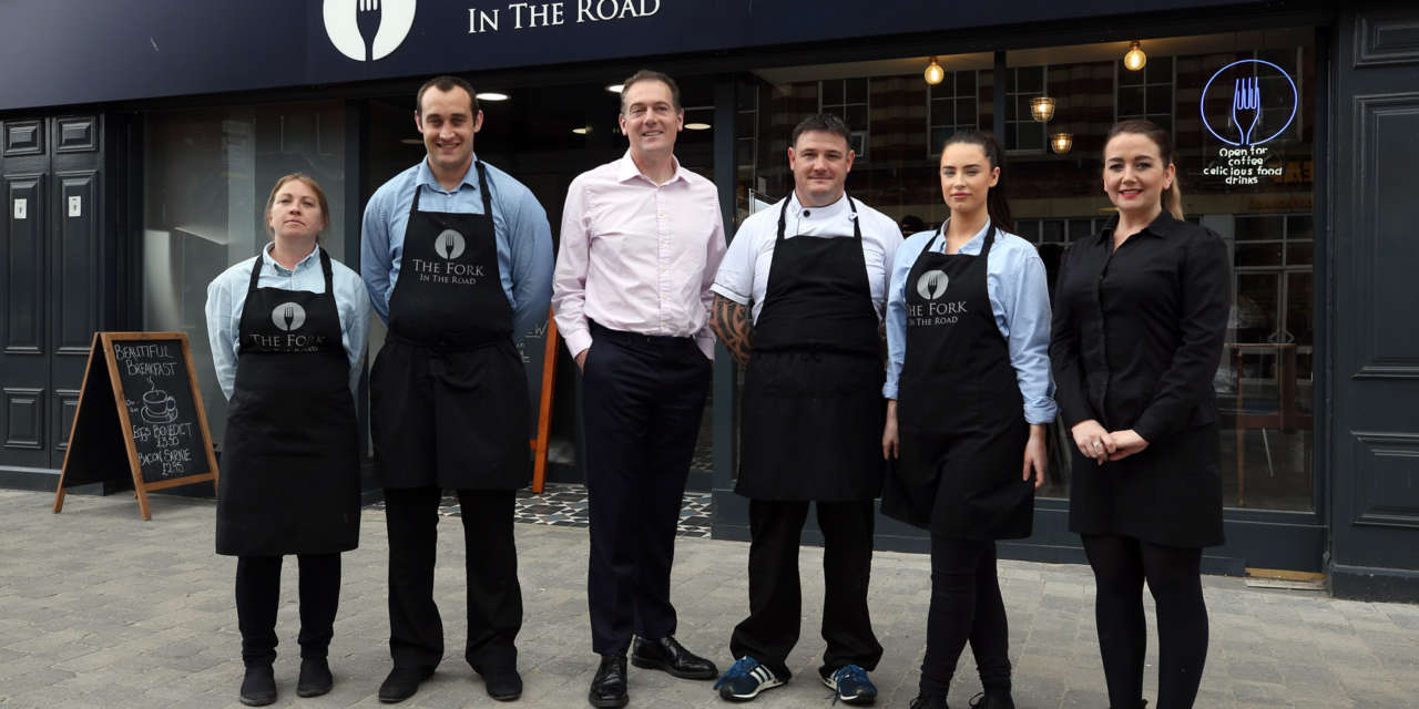 FORK IN THE ROAD RESTAURANT CELEBRATES FIRST BIRTHDAY