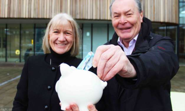 COMMUNITY BANK LAUNCHED TO KEEP LOAN SHARKS AT BAY