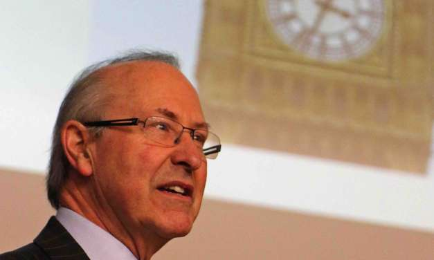 Lord offers peer power to politics students