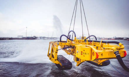 ESS & Osbit announce completion of SCARJet trencher project
