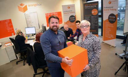 Training provider with a difference targets overseas market with support from local business hub