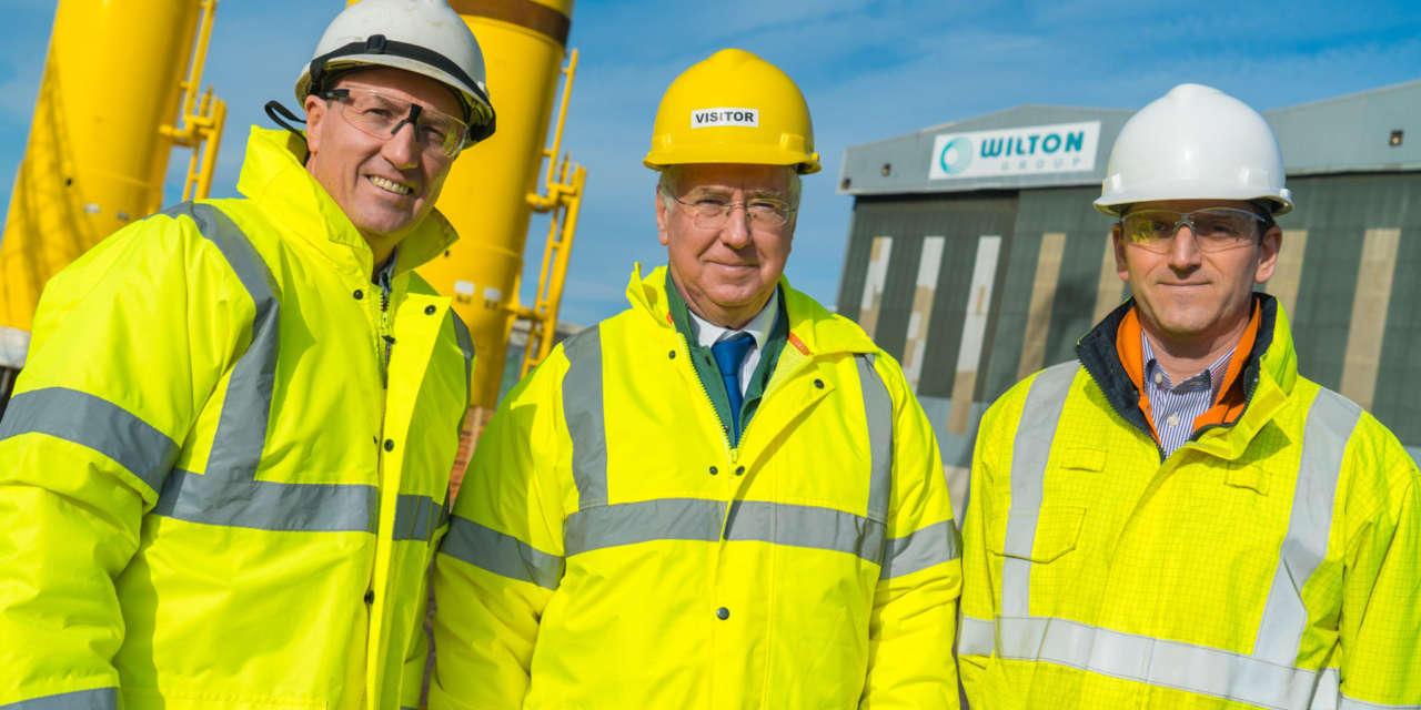 Sir Michael Fallon to publish report into local content in Offshore Wind Sector