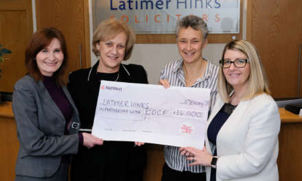 Latimer Hinks' partnership with County Durham Community Foundation delivers £36k for local charities