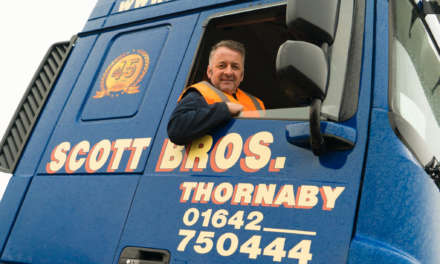 Scott Bros invests £600,000 to expand fleet to meet increasing waste haulage demands