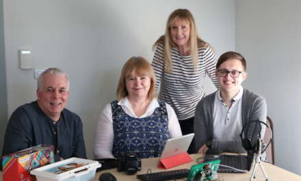 Digital media hub to launch in Amble
