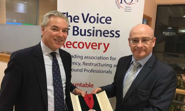 Andrew Haslam Takes Over As North East Chair Of Insolvency Trade Body R3