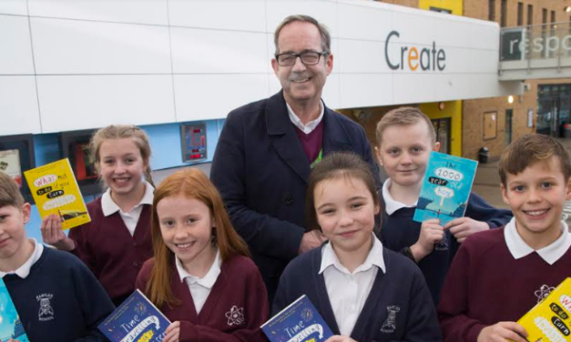 Children's author says too few books set in the North East