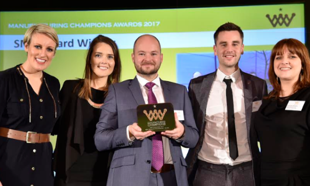 North East Manufacturer Elfab Wins Manufacturing Champions Award for SME Innovation