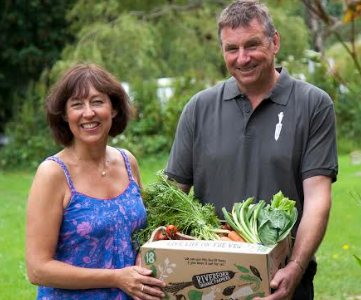 Business looking healthy for local organic veg team