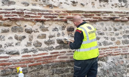 Darlington restoration experts head south with half a million pounds worth of work