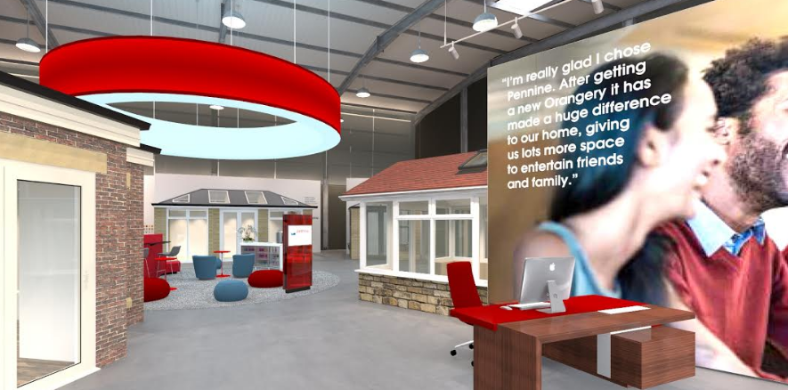 Pennine to launch new showroom with all that jazz