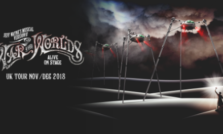 Jeff Wayne's Musical Version of the War of the Worlds – Cast Confirmed