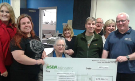 Local Charity Group in Byker Receives Major Funding Boost from Local Supermarket