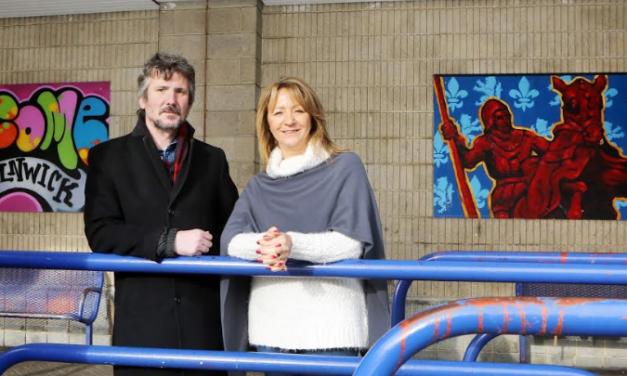 Project boosts confidence for young people in Alnwick