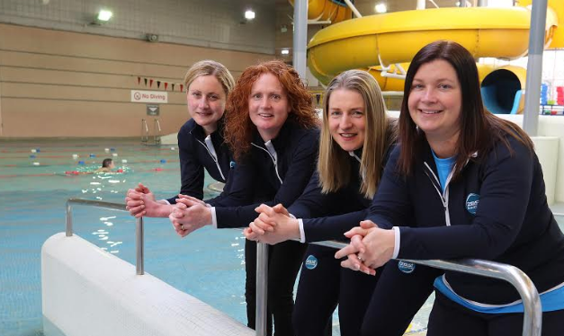 A campaign to encourage more people to swim has received a massive wave of support