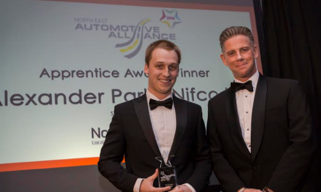 Nifco scoops duo of awards