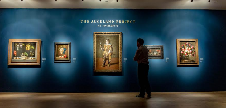 The Auckland Project's Masterpieces Exhibited in New York