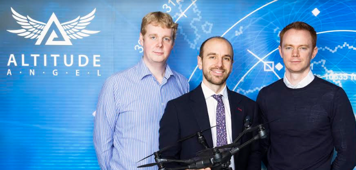 Altitude Angel spreading its wings after multi-million-pound funding boost