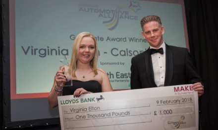 Celebrating automotive excellence in the North East of England