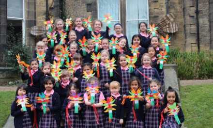 A Taste of the Orient comes to Gosforth School ahead of Chinese New Year
