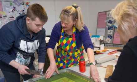 Grant helps young people get skills for work