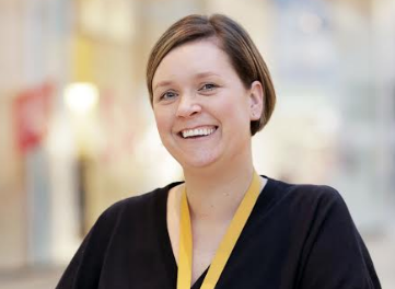 People on the Move:  Sarah Dover
