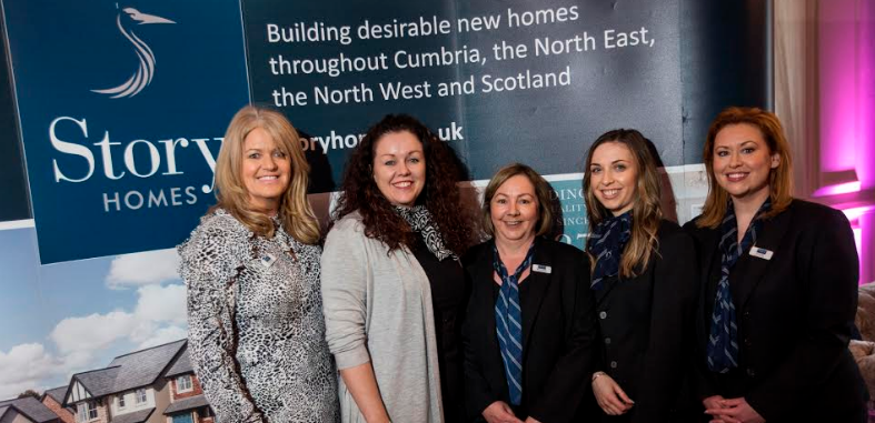 Story Homes' new Middlesbrough development launches with first sale secured