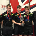 British Title for Bishop Auckland Table Tennis Club