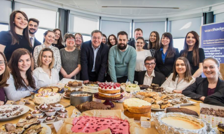 Ward Hadaway team rises to the Great Legal Bake challenge