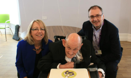 North East disability charity celebrates 65th anniversary
