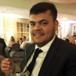 Manufacturing apprentice makes his mark at regional awards