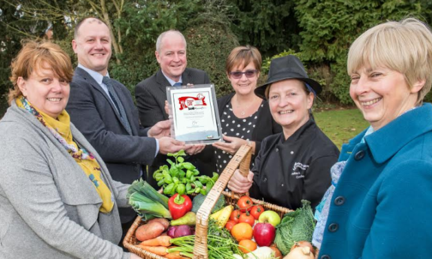 North Yorkshire gets silver for fresh and ethical school food