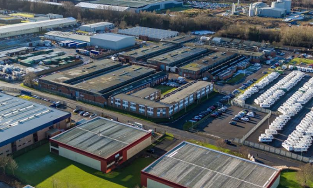 £7m multi-let industrial estate comes to the market in County Durham