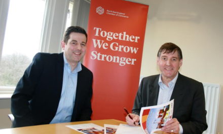 Chamber backs Construction Charter Urging need for New Approach to Procurement