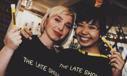 Volunteer now for The Late Shows 2018