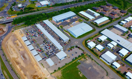 Expansion Completes at Car Retail Park