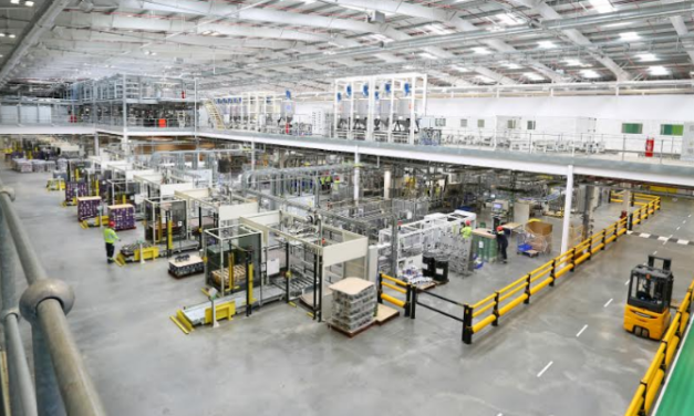 Paint manufacturer sees commitment to the environment recognised with double award win