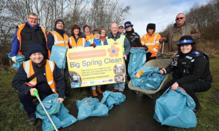 Litter heroes urged to take part in this year's Big Spring Clean