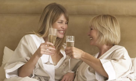 Give mum the gift of pampering