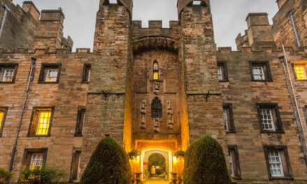 Steak and Stay at Lumley Castle