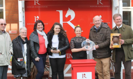 Redcar's first race meeting sure to be a big draw… with cracking Easter art competition for children