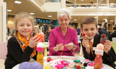 intu Metrocentre spins a yarn to combat loneliness